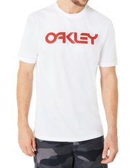 Oakley Mark II - T-shirt - Vit (457133-100)