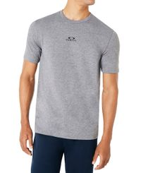 Oakley Bark New SS - T-shirt - Grå (457131-24G)