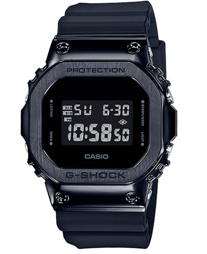 CASIO G-Shock GM-5600B-1ER - Klockor - Svart (GM-5600B-1ER)