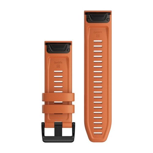 GARMIN Quickfit 26 Silikon - Klockarmband - Orange (010-12864-01)