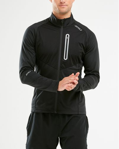 2XU Pursuit Thml Hybrid - Jacka - Svart (MR5958a-M)