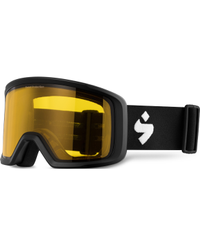 Sweet Protection Firewall Matte Black - Goggles - Yellow