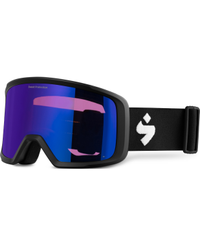 Sweet Protection Firewall Matte Black - Goggles - Satin Sapphire