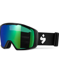 Sweet Protection Clockwork RIG Matte Black - Goggles - RIG Emerald (850022-REMRD-MBLK)
