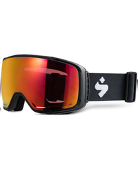 Sweet Protection Interstellar RIG Matte Black - Goggles - RIG Topaz (850017-RTOPZ-MBLK)