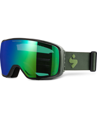 Sweet Protection Interstellar RIG Matte Olive - Goggles - RIG Emerald (850017-REMRD-MODB)
