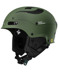 Sweet Protection Trooper II MIPS - Hjälm - Olive Drab
