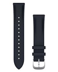 GARMIN Quick Release 20 Leather - Klockarmband - Marinblå (010-12924-20)