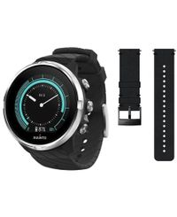 SUUNTO 9 incl Leather Strap - Klockor (SS050413000)