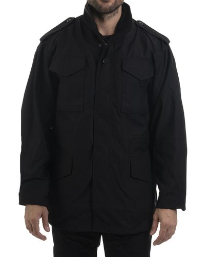 Alpha Industries M-65 - Jacka - Svart (193100103-03-L)