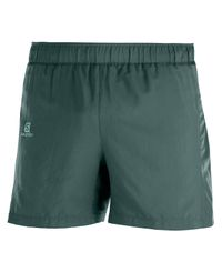 "Salomon Agile 5"" - Shorts - Balsam Green (LC1289400)"