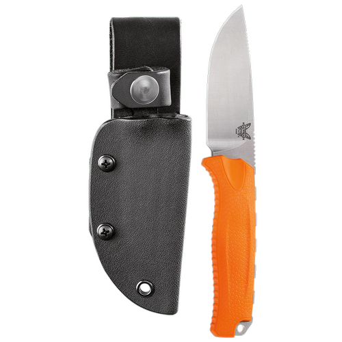 Benchmade Steed Country 15008-ORG - Kniv (BM-15008-ORG)