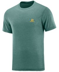 Salomon Explore SS - T-shirt - Balsam Green (LC1270600)