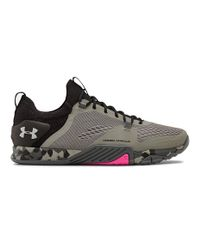 Under Armour TriBase Reign 2 - Sko - Gravity Green/ Black (3022613-301)