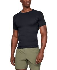 Under Armour Tactical HeatGear Compression - T-shirt - Svart (1216007-001)