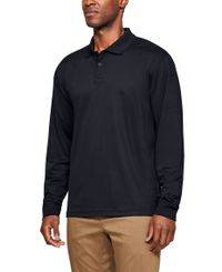 Under Armour Tactical Performance - Polo - Svart (1279637-001)