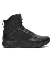 Under Armour Tactical Stellar - Sko - Svart (1268951-001)
