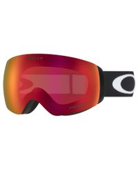 Oakley Flight Deck XM Black - Goggles - Prizm Torch