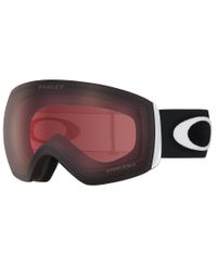 Oakley Flight Deck Black - Prizm Rose - Goggles (OO7050-03)