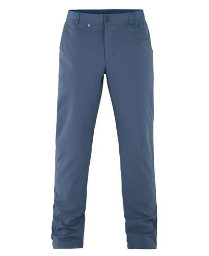 Bula Lull Chino Pants - Byxor - Denim (720664-DENIM)