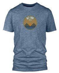 Bula Lull - T-shirt - Denim (720681-LDENIM)