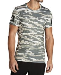 Björn Borg Borg Tee - T-shirt - Tigerstripe Murale Jungle (2011-1209-10631)