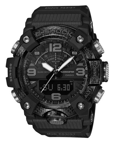 CASIO G-Shock Mudmaster GG-B100 - Klockor - All Black (GG-B100-1BER)