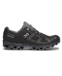 On Cloudventure Waterproof - Sko - Black/ Graphit (ONM22-99951)