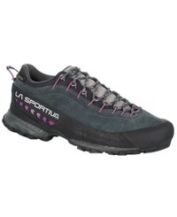 La Sportiva TX 4 GTX Womens - Sko - Carbon/Purple