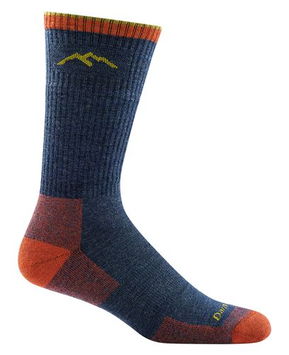 Darn Tough Hiker Boot Sock - Strumpor - Denim (1403-Denim)