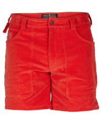 Amundsen 7 Incher Concord Garment Dyed - Shorts - Red Clay