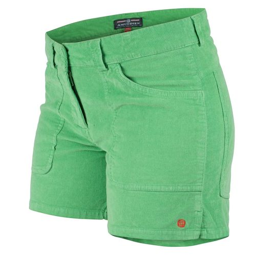 Amundsen 5 Incher Concord Garment Dyed Womens - Shorts - Pale Green (WSS60.1.465)