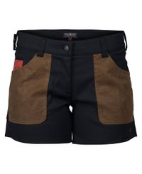 Amundsen 5 Incher Field Womens - Shorts - Faded Navy/Tan (WSS53.2.590)