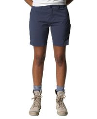 Houdini W's Liquid Rock - Shorts - Feeling Blue (166244-112)