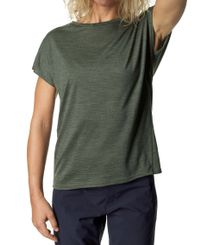 Houdini W's Activist Tee - T-shirt - Willow Green (137874-106)
