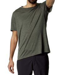 Houdini M's Activist Tee - T-shirt - Willow Green (237874-106)