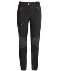 Mammut Eisfeld Advanced SO Women - Byxor - Svart