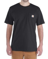 Carhartt Workwear Pocket - T-shirt - Svart (103296001)
