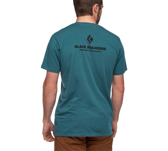Black Diamond Equipment For Alpinists - T-shirt - Raging Sea (APYL4X3028)
