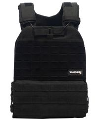 THORN+fit Tactical vekt vest sort 10lb - Svart