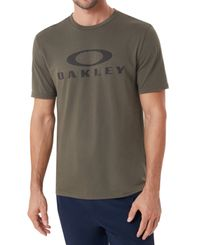 Oakley O Bark - Herre - T-shirt - Dark Brush (457130-86V)