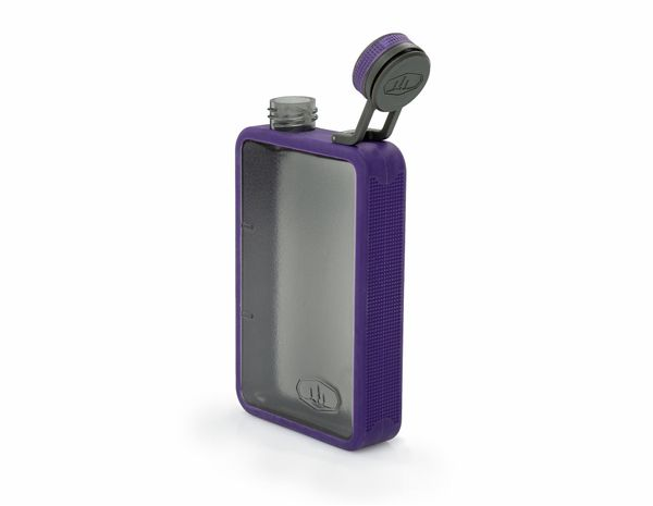 GSI Outdoors Boulder Flask 6 Oz - Flaska - Lila (GSI-974307)