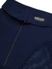 Brynje Super Thermo Zip Polo w/inlay - Tröjor - Marinblå (10201205na)