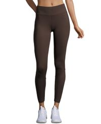 Casall Iconic 7/8 - Tights - Powerful Brown (20652-126)