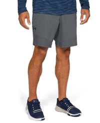 Under Armour Vanish Woven - Shorts - Pitch Gray/ Black (1328654-012)