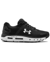 Under Armour Hovr Infinite 2 - Sko - Black/ White (3022587-001)