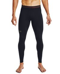 Under Armour Rush HG 2.0 - Tights - Black/ Reflective (1356625-001)
