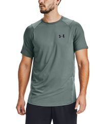 Under Armour MK-1 EU - T-shirt - Lichen Blue/ Black (1323415-424)