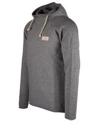 Amundsen Boiled Hoodie - Tröja - Light Grey (MSW14.1.800)