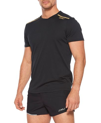 2XU GHST - T-shirt - Svart (MR6210a)